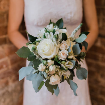 Bridesmaids Bouquet - Garden Style