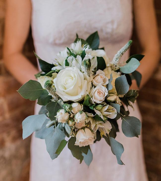 Bridesmaids Bouquet - Garden Style